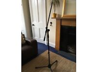 Stagg boom mic stand