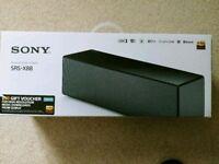 Sony speaker srs x88