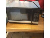 Combination Sharp Microwave Oven.