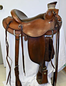 Andy Knight Saddle for Sale