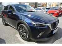 2015 Mazda CX-3 1.5d Sport Nav 5dr Manual Diesel Hatchback