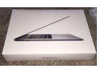 Macbook Pro 15 inch Touchbar 512GB