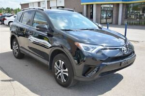 2016 Toyota RAV4 LE/AWD/CAMERA/HEATED SEATS/BLUETOOTH