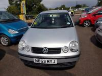 2003 Volkswagen Polo 1.2 Twist.