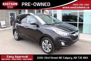 2015 Hyundai Tucson LIMITED LEATHER NAV ROOF LOADED