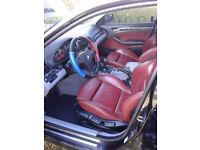 BMW M SPORT RED LEATHER SEATS GOOD CONDITION