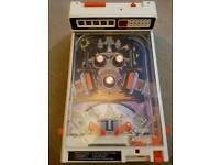 Vintage Retro Atomic Pinball