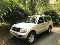 Mitsubishi Shogun 3.2 DI-D **manual** long MOT**
