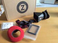 Zacuto Z-finder for Blackmagic Pocket Cinema Camera