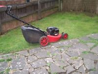 Spare or Repairs Briggs and Stratton petrol lawn mower