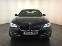 2014 BMW 520D LUXURY 4 DOOR SALOON 1 OWNER BMW SERVICE HISTORY FINANCE PX