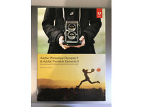 Adobe Photoshop and Premiere Elements 11 Bundle CD/DVD