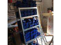 Storage/ parts boxes