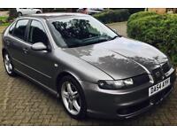 Seat leon cupra 1.8 turbo 2005 low milage not tdi golf Passat astra Jetta Audi