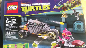 LEGO TMNT Stelth Shell in Pursuit - GREAT XMAS GIFT