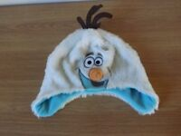 Childs Olaf Hat Age 4-8