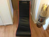 Intempo gaming chair with speakers