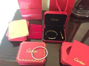 Cartier love bracelet stainless