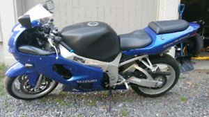 2002 Suzuki GSXR-750 Trade/Swap