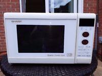 Sharp Combi Microwave / Grill 750w