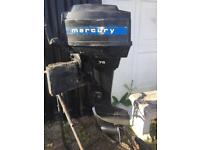 Mercury outboard spares or possible repair