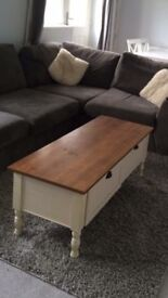 Matching coffee table and Sideboard