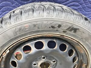 HANKOOK Winter Tires/Pneus d'hiver