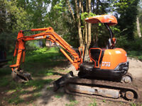 Professional mini excavator and bobcat service (lower mainland)
