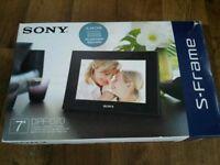 Sony digital frame