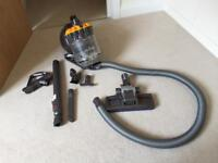 Dyson 28c vacuum with 2 year warranty