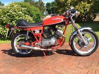 Moto Morini 350 Sport Motorcycle