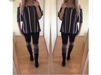 🍁 Roxy Bardot Top 🍁