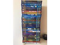30 x Disney DVDs