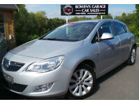 2010 (60) VAUXHALL ASTRA 1.6 SE 5DR - VERY LOW MILES - 7 SERVICES - HUGE SPEC