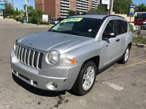 2008 Jeep Compass North Edition LOW KM 120 000