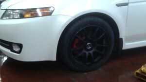 Roues mags r-spec 18 po