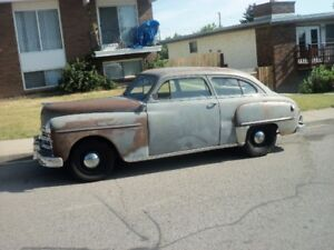 1949 Dodge Wayfayer 2 Door Coupe 16000 original Miles