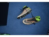 Nike Mecurial Superfly FG Soccer Cleats size 10