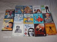 14 BRITISH COMEDY DVDs