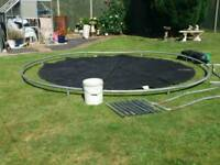 Trampoline (The BIG ONE 15ft)