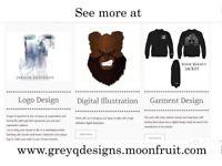 Freelance Graphic Designer - Logo Design/Flyers, Web design & Product