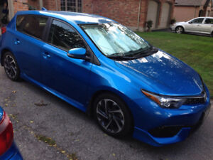 2016 Scion iM Hatchback Electric Storm Blue trade only pls read