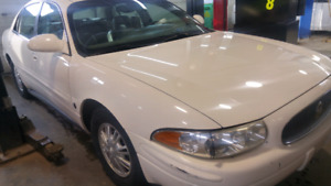 2003 lesabre limited loaded 133000km reduced
