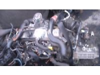 FORD FOCUS / CONNECT 1.8 TDCI ENGINE COMPLETE