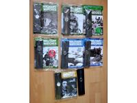 8 x Eaglemoss Military Watches