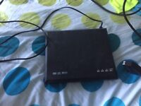 DVD player. Very good condition with scart lead