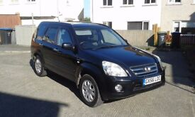 2006 (56) HONDA CR-V VTEC EXECUTIVE 4x4 FULL SERVICE HISTORY