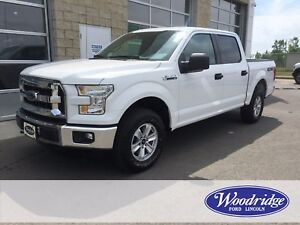 2015 Ford F-150 XLT 3.5L V6, SYNC, NO ACCIDENTS