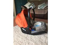 Graco snugride baby carrier