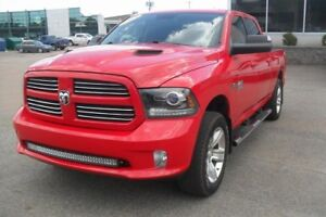 Ram 1500 SPORT CREWCAB 5.7 HEMI - NAVIGATION PLAN D'OR COMP 2014